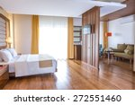 Stock photo room in a hotel 272551460