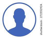 male user account circle flat...