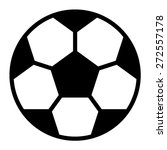 soccer  football  flat icon for ...