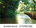 clean water  healthy concept  | Shutterstock . vector #272582186
