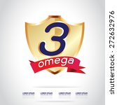 kids omega 3 vitamin vector | Shutterstock .eps vector #272632976