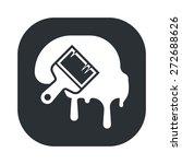 brush icon.