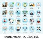 business  finance  banking ...   Shutterstock .eps vector #272828156