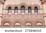 architectural details of the... | Shutterstock . vector #272848310