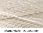 Spool Of Thread Macro Texture