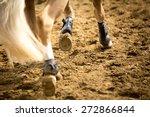 equestrian sports | Shutterstock . vector #272866844