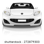 Stock photo car automobile contemporary drive driving vehicle transportation concept 272879303