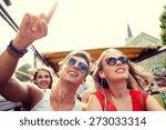 friendship  travel  vacation ... | Shutterstock . vector #273033314