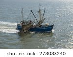 Fishing Boat On The Unesco...