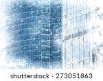 digitally transformed photo of... | Shutterstock .eps vector #273051863