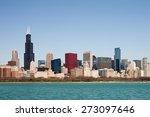 Chicago Skyline   Captured On A ...