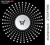 put in shopping cart. icon.... | Shutterstock .eps vector #273197540