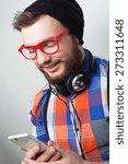 tehnology  internet  emotional  ...   Shutterstock . vector #273311648