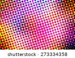 abstract background of colorful ... | Shutterstock . vector #273334358