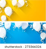 celebration backgrounds with... | Shutterstock .eps vector #273366326