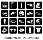 illustration set of 20 assorted ... | Shutterstock .eps vector #273398030