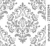 wallpaper in the style of... | Shutterstock .eps vector #273500294