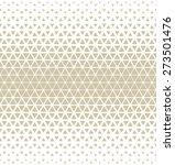 modern stylish texture of the... | Shutterstock .eps vector #273501476