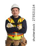 Small photo of Worker male uniform