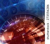 racing background   Shutterstock . vector #273556286