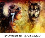 Young Indian Woman Wearing ...