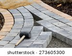 paving materials | Shutterstock . vector #273605300