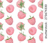 vector seamless pattern with... | Shutterstock .eps vector #273674330
