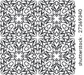 abstract seamless repeat pattern | Shutterstock . vector #27369340