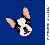 French Bulldog   Illustrations...