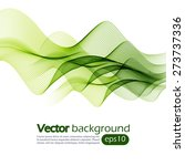 abstract background with green... | Shutterstock .eps vector #273737336