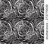 vector creative hand drawn... | Shutterstock .eps vector #273770030