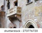 Romeo And Juliet Balcony In...