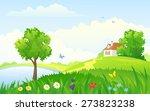 vector illustration of a...   Shutterstock .eps vector #273823238