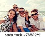 vacation  travel  sea ... | Shutterstock . vector #273883994
