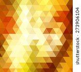 light geometric background | Shutterstock .eps vector #273906104
