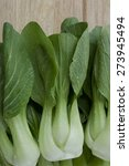 fresh chinese cabbage bokchoy... | Shutterstock . vector #273945494