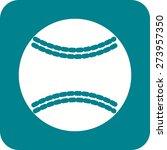 ball  baseball  softball ... | Shutterstock .eps vector #273957350