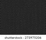 seamless tileable chain link... | Shutterstock . vector #273975206