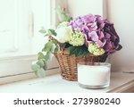Big Bouquet Of Fresh Flowers ...