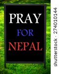 Pray For Nepal  Message On...