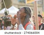 new york city   april 29 2015 ... | Shutterstock . vector #274066004