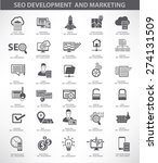 Seo Development And Marketing...