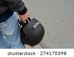Press Helmet