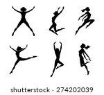 vector illustration of a... | Shutterstock .eps vector #274202039