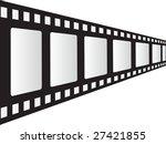 filmstrip raster image of vector | Shutterstock . vector #27421855