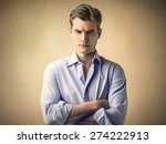 disappointed man | Shutterstock . vector #274222913