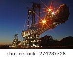 Illuminated Bucket Wheel...