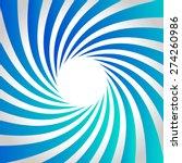 Blue Spiral Background....