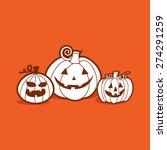 a vector illustration of... | Shutterstock .eps vector #274291259