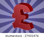 british uk pounds currency... | Shutterstock .eps vector #27431476
